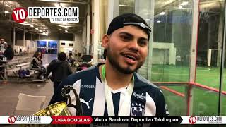 Victor Sandoval Fundador del Equipo Deportivo Teloloapan en la Liga Douglas