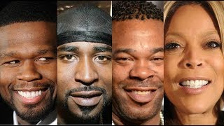 50 CENT Questions YOUNG BUCK Video, Sh0ts At BUSTA RHYMES & FENDI