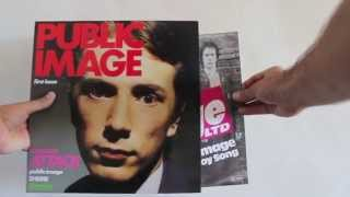 Public Image Ltd. | First Issue | LITA 100 | LP | What's Inside?