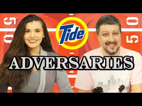 Super Bowl? Nope, it's a Tide Commercial | Adversaries⁶⁰