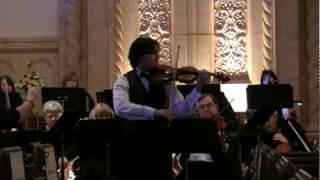 Telemann Violin Concerto in G Major, I. Presto