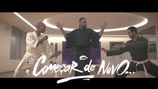 """MAZE & DADDY-O-POP -""""COMEÇAR DE NOVO"""" (PRODUZIDO POR SAM THE KID)"""