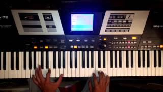 Cemaleddin Kerimov   Toygar isikli   sen yanimdayken piano
