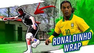 Ronaldinho Wrap -Football/Soccer Trick Tutorial