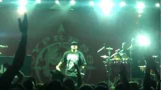 Cypress Hill - How I Can Just Kill a Man - Live 2012!!!