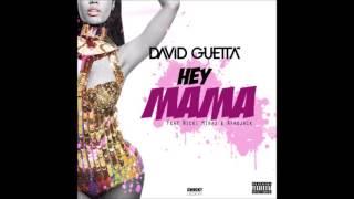 David Guetta - Hey Mama ft Nicki Minaj (Male Version)