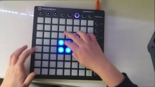 Martin Garrix & Bebe Rexha - In the Name of Love - Launchpad MKII COVER (Made by ASTRO)