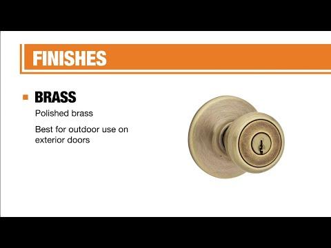 Types of Door Knobs