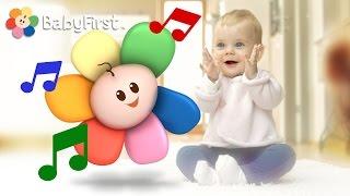 Eu, Minha Criança e a BabyFirst TV | Músicas para Crianças | Veja seu bebê crescer