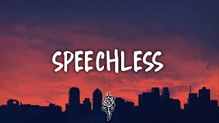 Robin Schulz feat. Erika Sirola - Speechless (Lyrics)