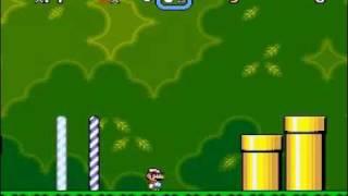 Super Mario World Cheat Codes Part 1