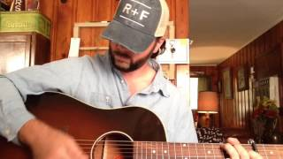 """Making Me Look Good Again""- Drake White-Trey Rowell Acoustic Cover"