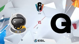 Six Invitational 2019 qualifiers - NA - Spacestation Gaming vs. OrgLess