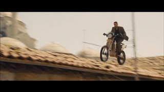 Skyfall - Opening Scene: Motorbike Chase (1080p)