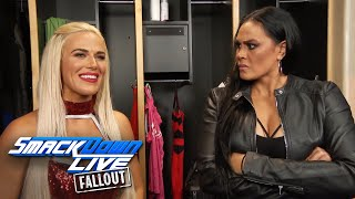Who is Lana challenging next week on SmackDown LIVE?: SmackDown LIVE Fallout, Aug. 1, 2017