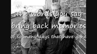 3 Doors Down - Time Of My Life (with lyrics)