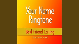Maria Best Friend Ringtone
