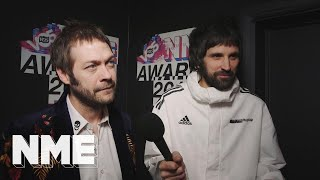 "Kasabian: ""There wouldn't be us if there wasn't Liam Gallagher"" 