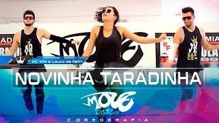 Novinha Taradinha - Coreografia - MC WM e Louco de Refri - Move Dance Brasil