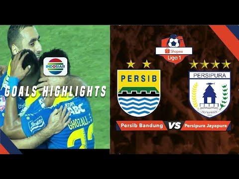 Download Video Persib Bandung (3) Vs Persipura Jayapura (0) - Goal Highlights | Shopee Liga 1