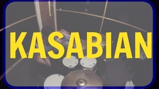 Kasabian - Club Foot - Mikey Morgan Drum Cover