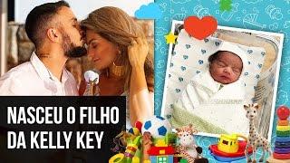 Nasce Artur! Filho da Kelly Key - Projeto Baba Baby