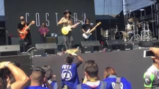 Costera | Me quitas el Aire | Vive Latino 2017