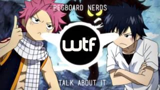 Pegboard Nerds - Talk About It (feat. Desirée Dawson) (Virtual Riot Remix)