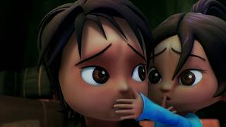 Haunted House Pt 01: Burka Avenger Full Episode (w/ English subtitles) width=