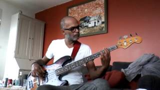 Cover bass is it because i'm black ?