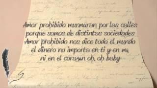 Selena -  Amor Prohibido CON LETRA
