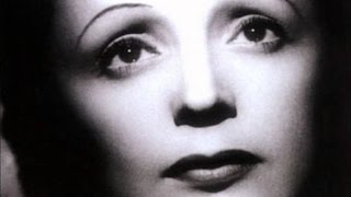 Edith Piaf - Autumn Leaves (Les Feuilles Mortes)- Lyrics - (HD scenic)