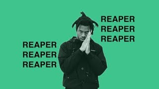 "Denzel Curry Type Beat - ""Reaper"" - XXXTENTACION Type Beat [Prod. By TORM ON THE TRACK]"