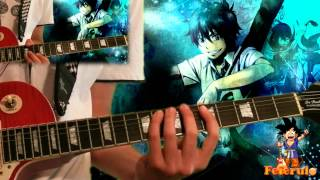 「IN MY WORLD」- Ao no Exorcist【+TABS】by Fefe!