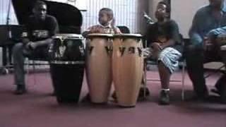 Miguel Russell-Rhythmic Progression