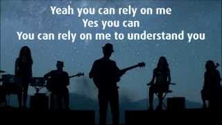 "Jason Mraz - ""You Can Rely On Me"" (Lyric Video)"