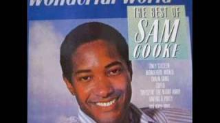 "Sam Cooke. ""Sugar dumpling"""