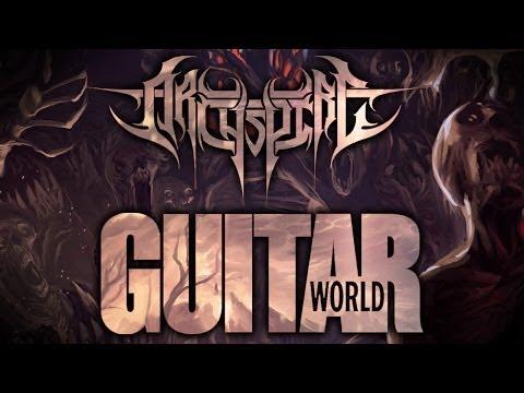 archspire-lucid-collective-somnambulation-guitar-playthrough-archspiremetal