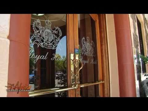 The Royal Hotel Accommodation in Ladysmith South Africa – Africa Travel Channel