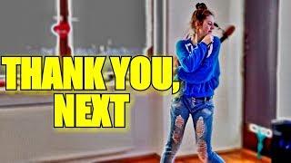 """ THANK U, NEXT"" - Ariana Grande | @Matt Steffanina Choreography | Bad Dance Challenge"