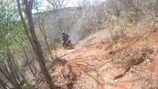Motocross nível hard em Cocal-Piaui.