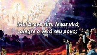 HARPA CRISTÃ - 123 - CRISTO VOLTARÁ.wmv