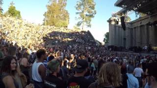 SoJA - Sorry - live REturn of the RED EYE Tour GoPro