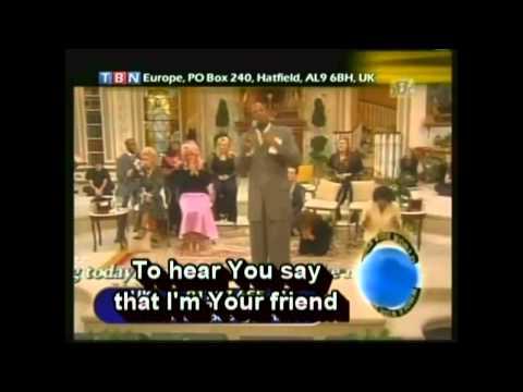 Draw Me Close To You - Donnie Mcclurkin (Lyrics) True Spirit Worship ...