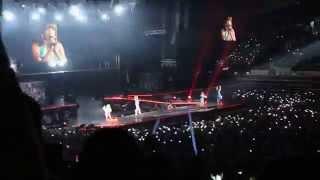 2NE1 NEW EVOLUTION GLOBAL TOUR 2012 - Scream
