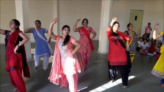 Punjabi Wedding Song (Danspire Choreography)