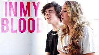 Shawn Mendes - In My Blood (Emma Heesters & Alexander Stewart Cover)