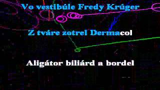 Bernardýn - Horkýže slíže - karaoke