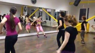 Zumba® Fitness в Уфе (ZIN 60 Boogie Boogie - Cha-cha-cha)