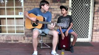 Guitar Cajon Jam